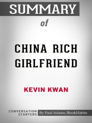 cover image of Summary of China Rich Girlfriend