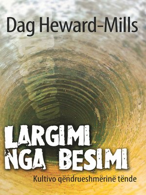 cover image of Largimi nga besimi