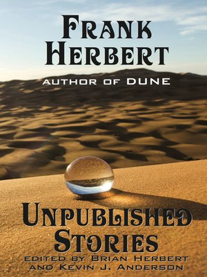 cover image of Frank Herbert