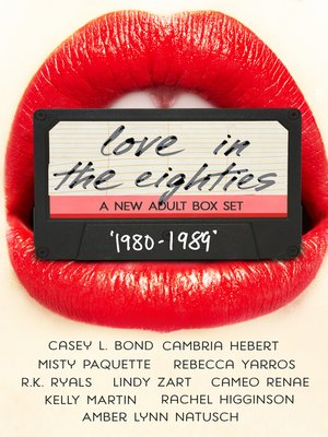 cover image of Love in the 80s