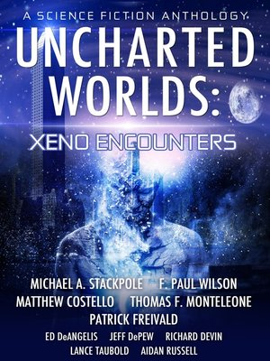 cover image of Uncharted Worlds