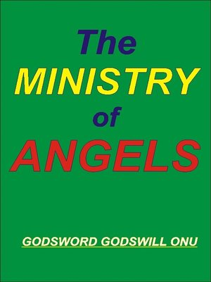 cover image of The Ministry of Angels