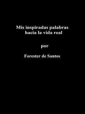 cover image of Mis Palabras Inspiradas Hacia la Vida Real