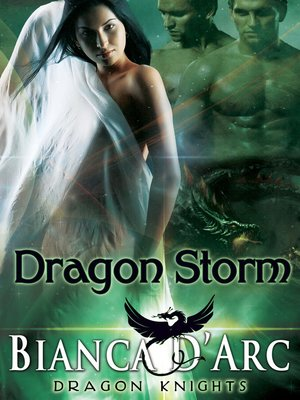 cover image of Dragon Storm