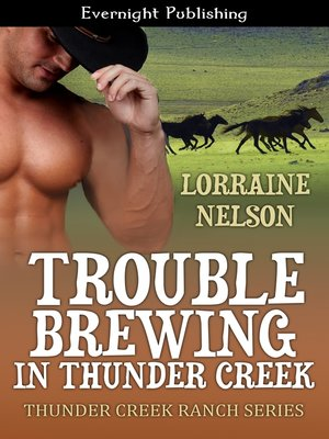 cover image of Trouble Brewing in Thunder Creek