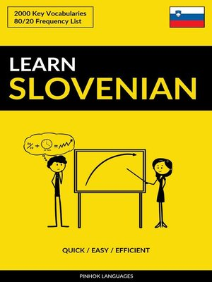 cover image of Learn Slovenian