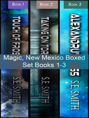 cover image of Magic, New Mexico Boxed Set Books 1-3