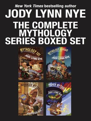 cover image of The Complete Mythology Series Boxed Set
