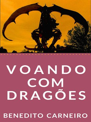 cover image of Voando com Dragões