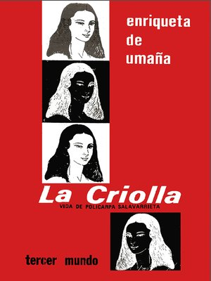 cover image of La Criolla Vida de Policarpa Salavarrieta
