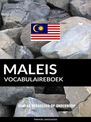 cover image of Maleis vocabulaireboek