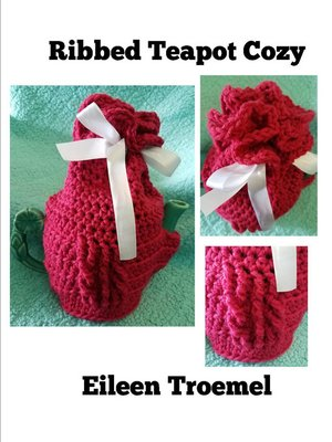 cover image of Ribbed Teapot Cozy