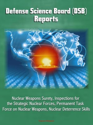 cover image of Defense Science Board (DSB) Reports