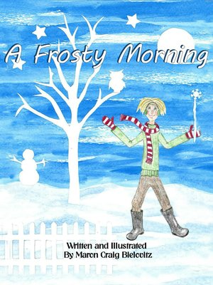 cover image of A Frosty Morning