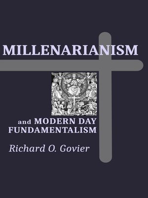 cover image of Millenarianism