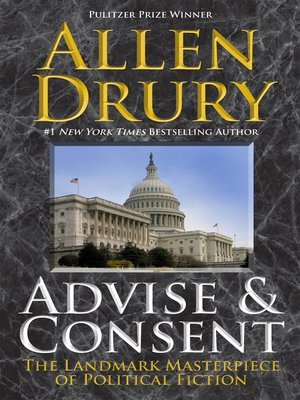 cover image of Advise and Consent