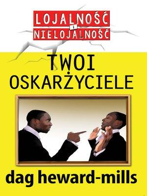 cover image of Twoi Oskarżyciele