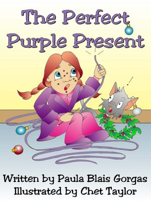 cover image of The Perfect Purple Present