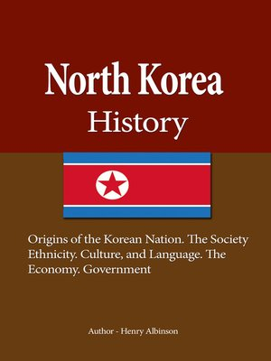 cover image of North Korea History
