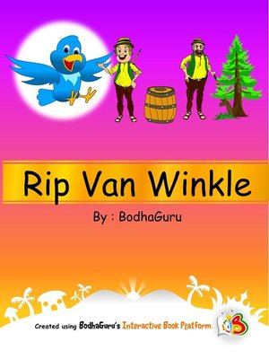 cover image of Rip Van Winkle