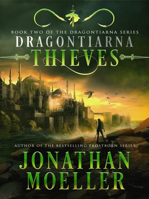 cover image of Dragontiarna