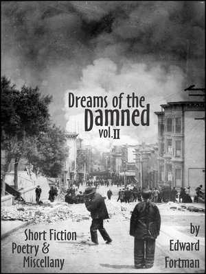 cover image of Dreams of the Damned, Volume 2