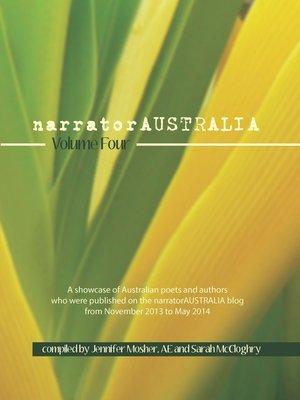 cover image of narratorAUSTRALIA Volume Four