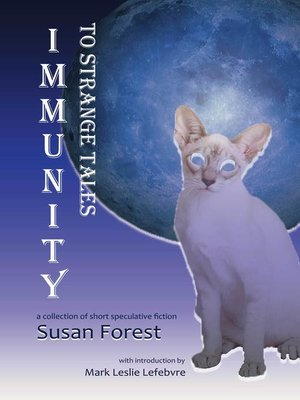 cover image of Immunity to Strange Tales