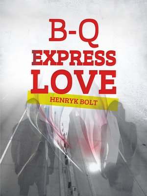 cover image of B-Q Express Love--po polsku (Polish Edition)