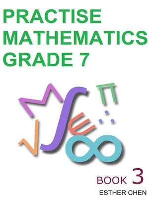 cover image of Grade 7 Book 3