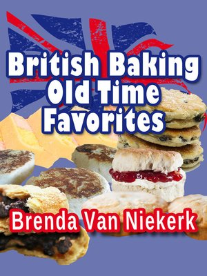 cover image of British Baking