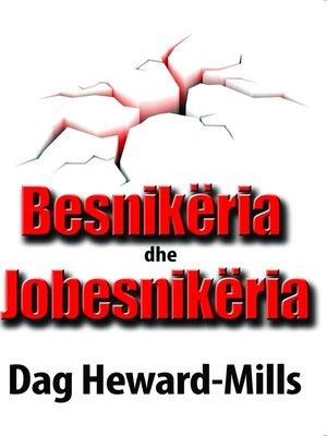 cover image of Besnikëria dhe Jobesnikëria