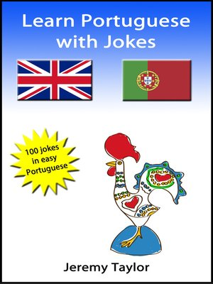 cover image of Learn Portuguese With Jokes