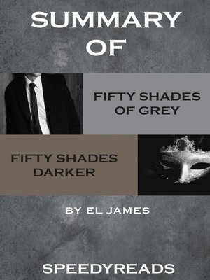 cover image of Summary of Fifty Shades of Grey and Fifty Shades Darker Boxset