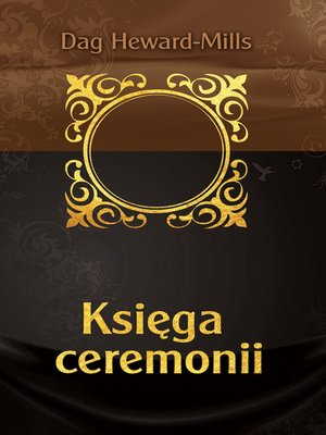 cover image of Księga Ceremonii