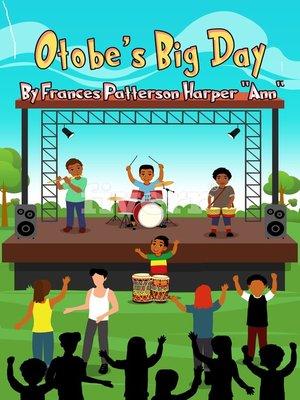 "cover image of ""Otobe's Big Day"""