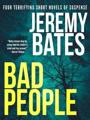 cover image of Bad People