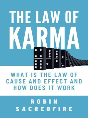 cover image of The Law of Karma