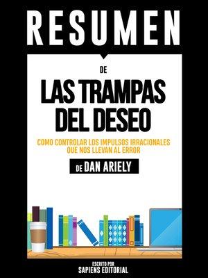 cover image of Las Trampas del Deseo
