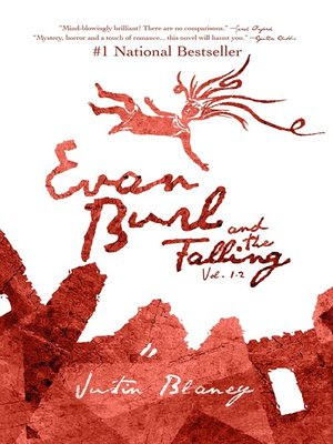 cover image of Evan Burl and the Falling, Volume 1-2