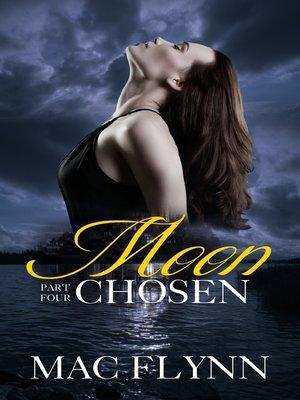 cover image of Moon Chosen #4 (BBW Werewolf Shifter Romance)