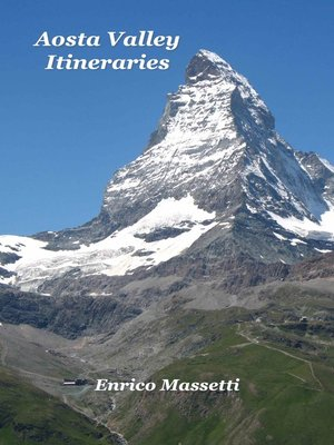 cover image of Aosta Valley Itineraries