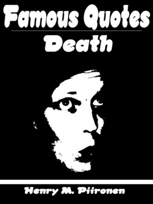 cover image of Famous Quotes on Death