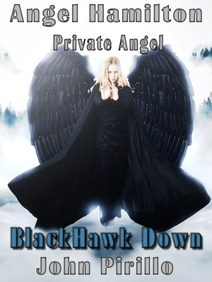 cover image of Angel Hamilton, Private Eye