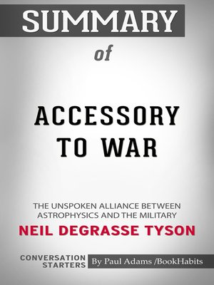 cover image of Summary of Accessory to War
