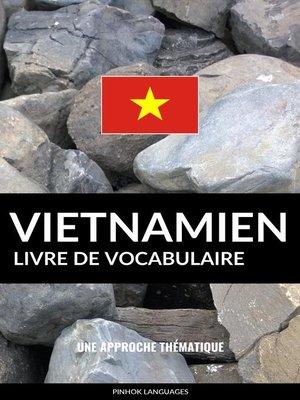 cover image of Livre de vocabulaire vietnamien