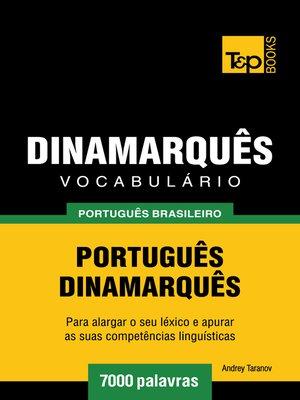 cover image of Vocabulário Português Brasileiro-Dinamarquês