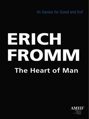 cover image of The Heart of Man
