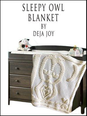 cover image of Sleepy Owl Blanket