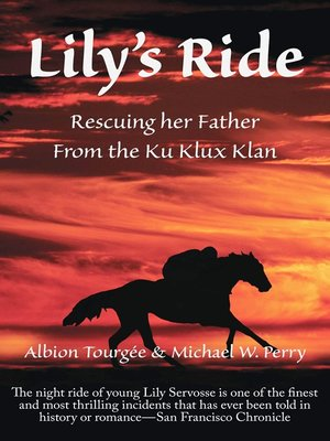 cover image of Lily's Ride
